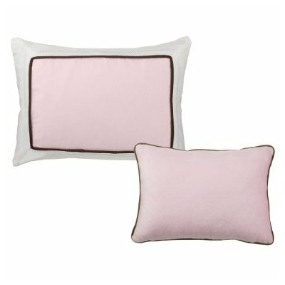 Metro Decorative Cotton Throw Pillow