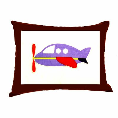 Transportation Decorative Cotton Throw Pillow