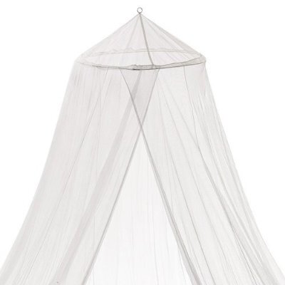 Rudolph Netting Bed Canopy Color: White