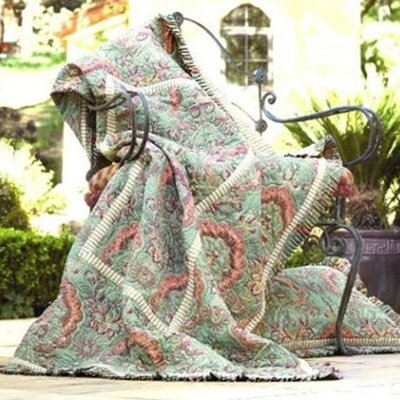 French Quilt Size: King