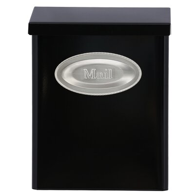 Designer Locking Wall Mounted Mailbox DVK00000