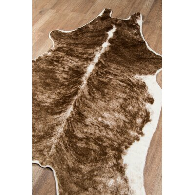 Acadia Brindle Brown Area Rug