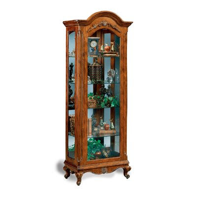 Charlemagne Curio Cabinet