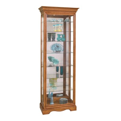 Lighthouse Octave Lighted Curio Cabinet