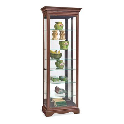 Lighthouse Octave III Lighted Curio Cabinet