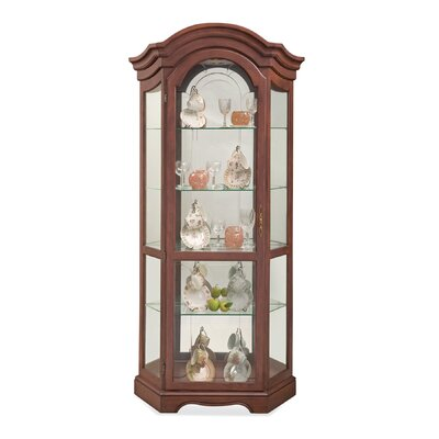 Lighthouse Stafford Lighted Curio Cabinet
