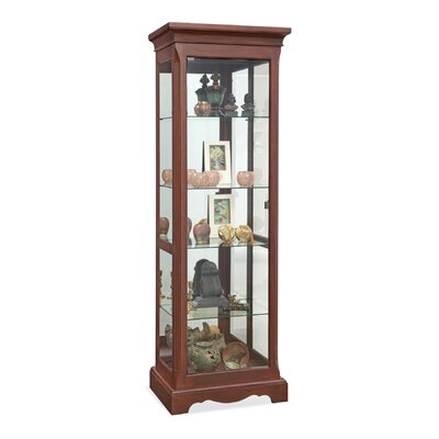 Hawthorne Lighted Curio Cabinet