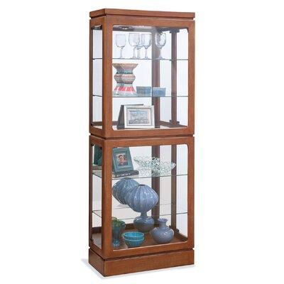 Breckenridge II Lighted Curio Cabinet
