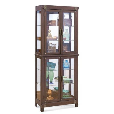 Tribeca I Lighted Curio Cabinet