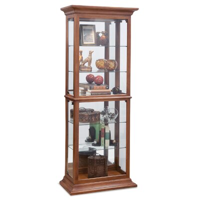 Fairfield I Lighted Curio Cabinet