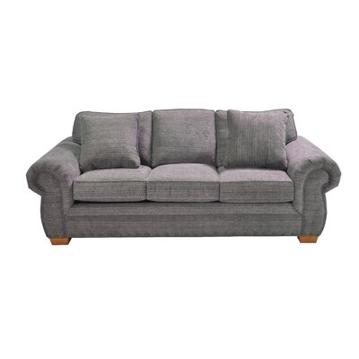 Hutsell Stationary Sofa Upholstery: Gray