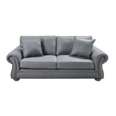 Hutt Stationary Sofa Upholstery: Blue