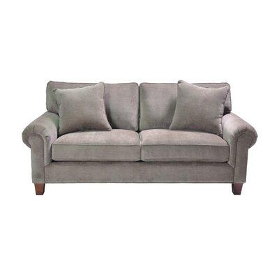 Zayas Stationary Sofa Upholstery: Gray