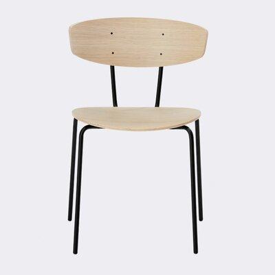 Herman Side Chair Finish: Oak