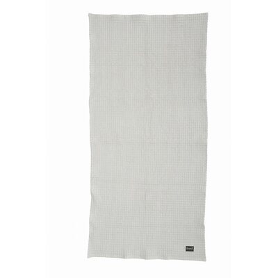 Organic Cotton Hand Towel Color: Light Grey
