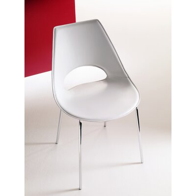 Shark Chair Upholstery: White