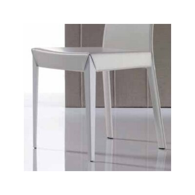 Low Price Bontempi Casa Nash Chair Finish: Sand, Upholstery: Dand / Sand Stitching