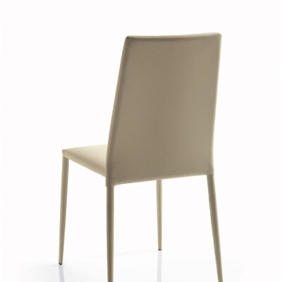Malik Upholstered Dining Chair Upholstery: Sand