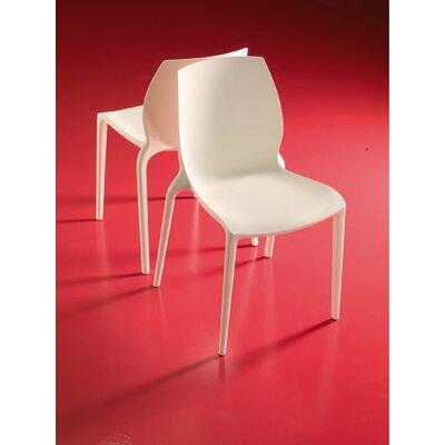 Hidra Chair (Set of 2) Finish: Ivory