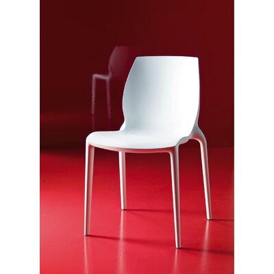 Hidra Chair (Set of 2) Finish: White
