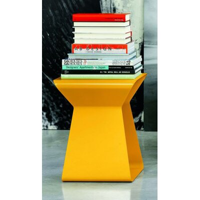 Kito End Table Color: Yellow