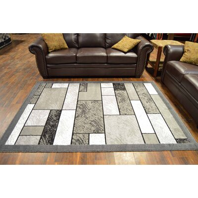 Cottle Gray Area Rug