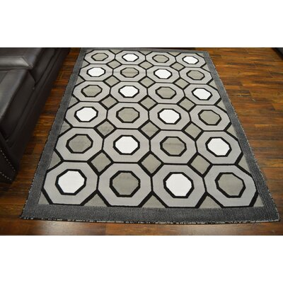 Cottman Gray Area Rug