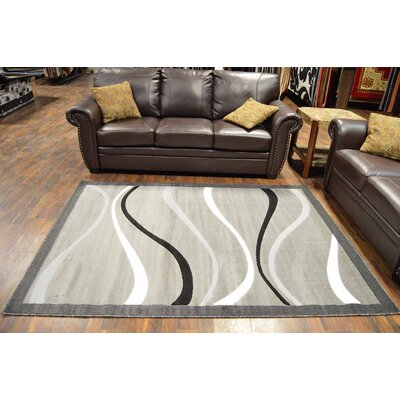 Coughlin Gray Area Rug