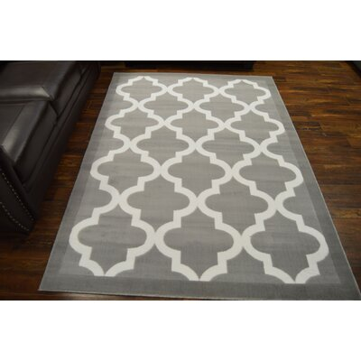 Guan Gray Area Rug