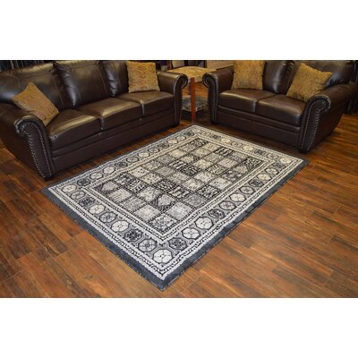 Horvath Gray Area Rug