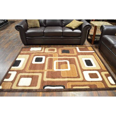 Cosper Brown/Beige Area Rug