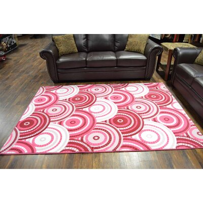 Magers Pink Area Rug