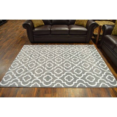 Early Gray Area Rug