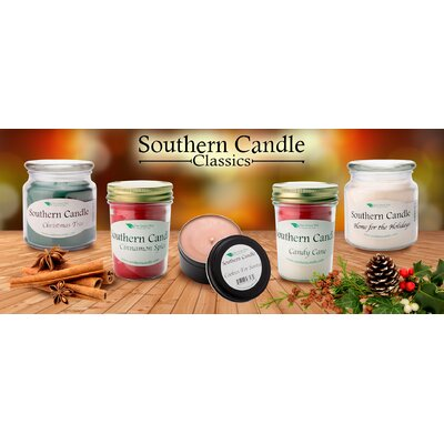 5 Piece Holiday Gift Scented Wax Melt Candle Set CDGSHOL