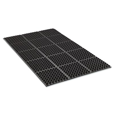 Safewalk Drainage Utility Mat Color: Black