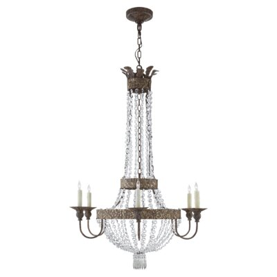 Lyon 6-Light Candle-Style Chandelier