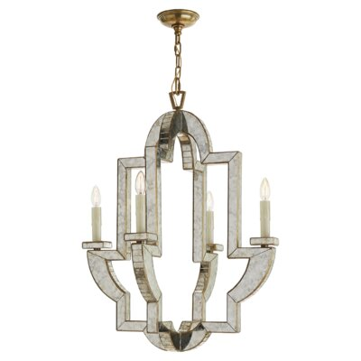 Lido 4-Light Mini Chandelier