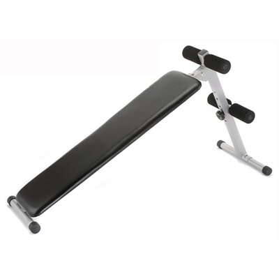 Crescendo Fitness Slant Fitness and Weight Bench