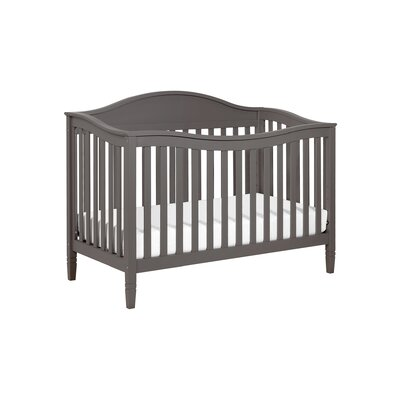 Laurel 4-in-1 Convertible Crib Finish: Slate image