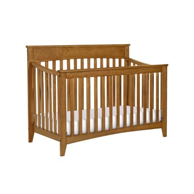 Grove 4-in-1 Convertible Crib Finish: Chestnut image