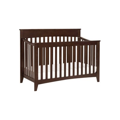 Grove 4-in-1 Convertible Crib Finish: Espresso image