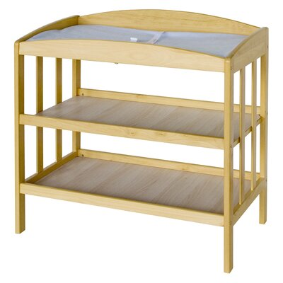 Monterey Changing Table Finish: Natural M1302NP