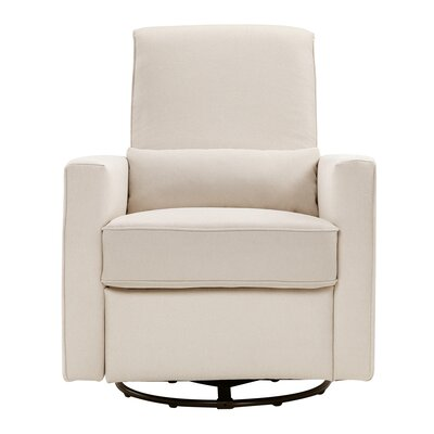 DaVinci Piper Reclining Swivel Glider
