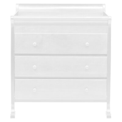 Porter 3-Drawer Changer Dresser Finish: White M8555W