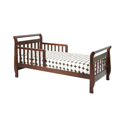 Sleigh Toddler Sleigh Bed Finish: Cherry