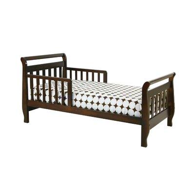 Sleigh Toddler Sleigh Bed Finish: Espresso