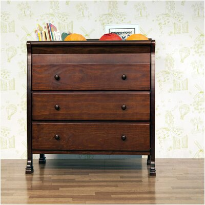 Porter 3-Drawer Changer Dresser Finish: Espresso M8555Q