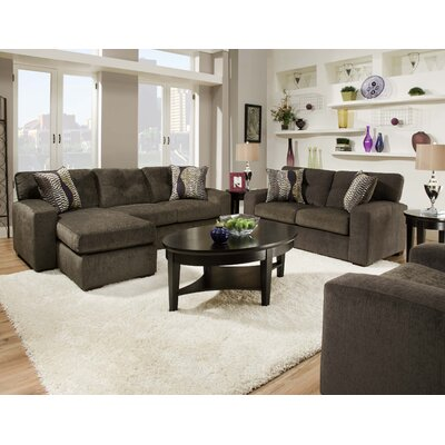 American Furniture Martin Loveseat - Color: Hematite Grey at Sears.com