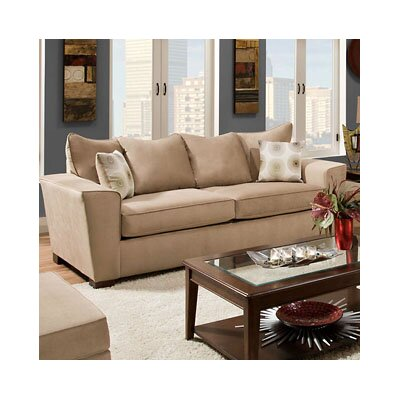 American Furniture Noble Sofa - Color: Camel at Sears.com