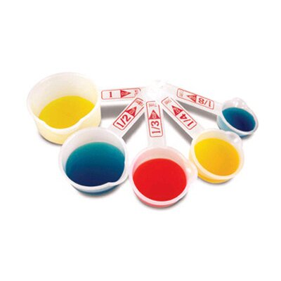 5 Piece Measuring Cups  Set (Set of 3) LER4290